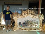 Frame Ukir Patricia