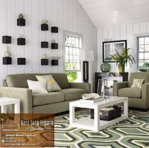 Set Sofa Tamu Minimalis New