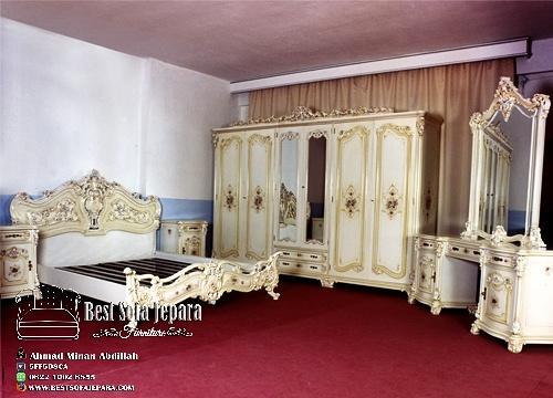 Set Kamar Tidur Ukir Luxury