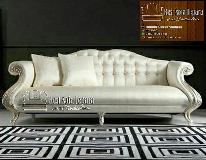 Sofa Anggun Tampak Depan