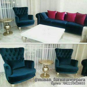 Sofa dan Kursi Tamu Shabby