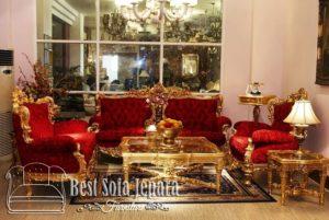 Sofa Tamu Elegancy Queen