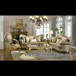 Set Sofa Tamu Anabella