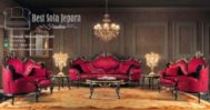 Set Sofa Arty Luxurious