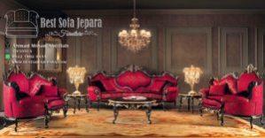 Set Sofa Arty Luxurious