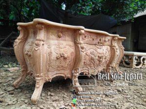 Set Sofa Tamu Ukir New Elegance