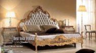 Set Kamar Tidur Mewah Elegan Style