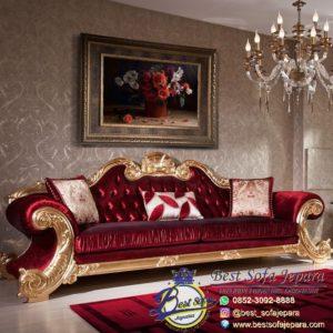 Set Sofa Tamu Wing Duco