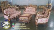 Kursi Tamu Royal Flowrise