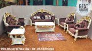 Kursi Tamu Mewah Royal Victorian