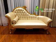 Sofa Santai Louise Jati Jepara